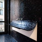black-bathroom-tiles-unique