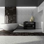 ceramic-tile-modern-bathroom-black-gray-tile