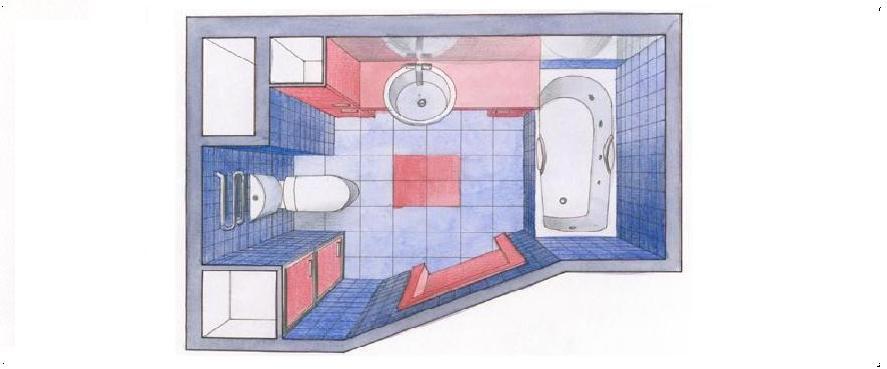 Ремонт ванной Начинаем работы – планирование