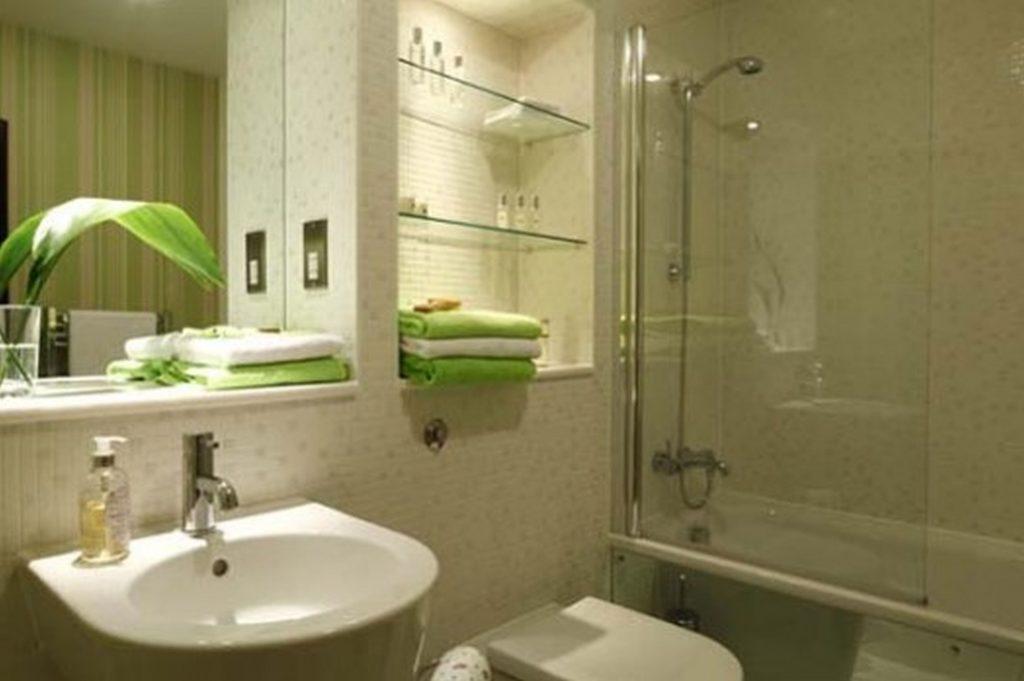 МЕБЕЛЬ для ванной комнаты совмещенной с туалетом