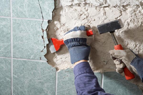 Подготовительный этап перед укладкой плитки своими руками