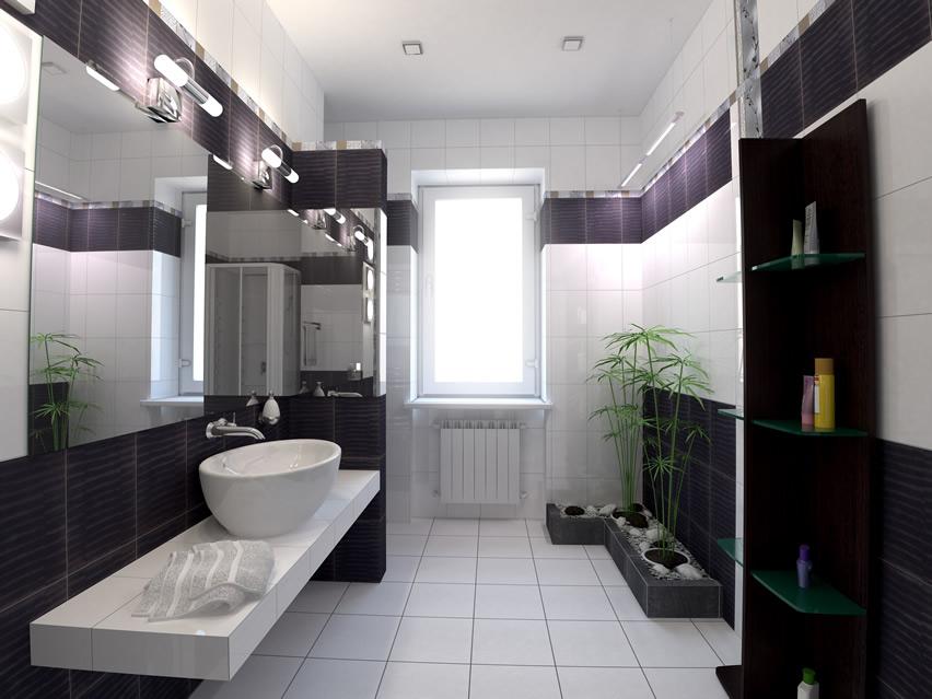 Общие рекомендации и советы по отделке ванной комнаты