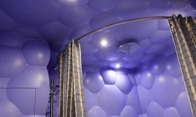 Объёмные 3D стеновые панели