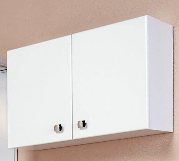 Классификация навесных шкафов для ванной комнаты