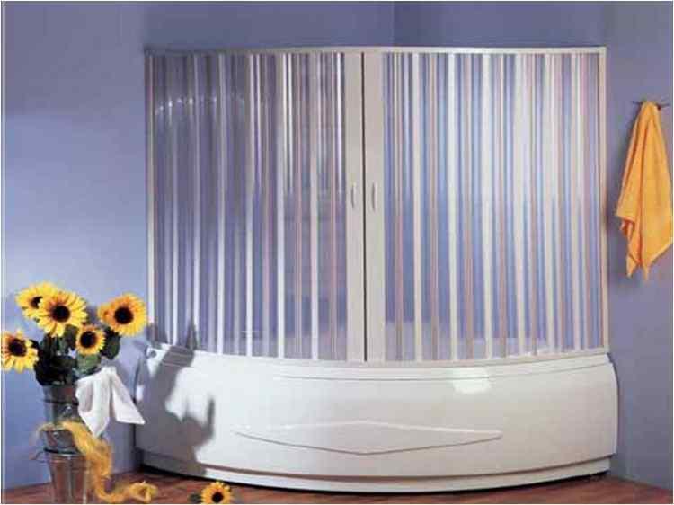Советов по выбору готовых стеклянных шторок для ванной