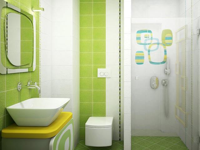 Советы по отделки ванной комнаты плиткой