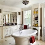 standing-towel-rack-Bathroom-Traditional-with-bathroom-storage-ceiling-lighting
