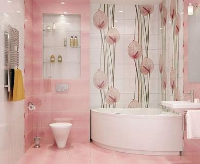плитка для ванной комнаты фото каталог