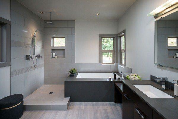 Всякая ванная нуждается в своем дизайне