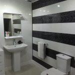 white frost bathroom