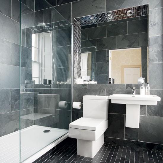 Ванная совмещенная с туалетом отделка плиткой
