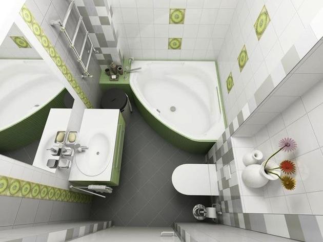 Фото и дизайн ванных комнат, совмещенных с туалетом