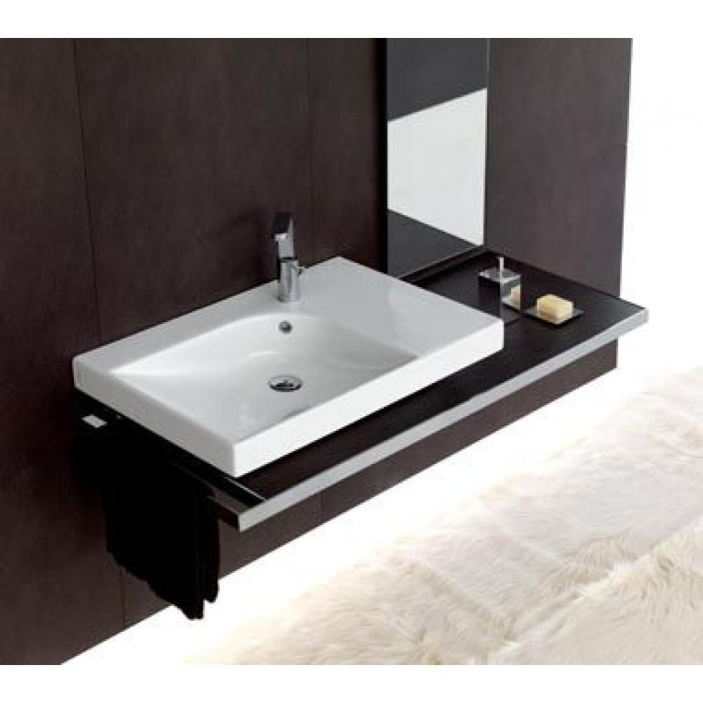 Тонкости выбора белой накладной раковины для ванной комнаты
