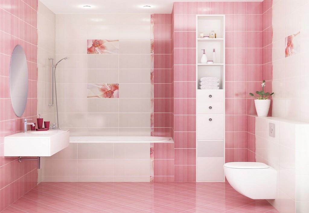 Фото комнаты в розовом дизайне
