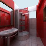 small-bathroom-design-ideas-red-tiles-shower-cabin