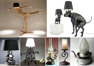 Настольная лампа TK Lighting 647 Inka 1 купить в Москве