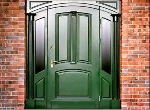 входные двери преимущества