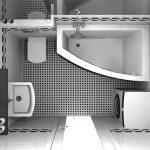 картинка маленькой ванной в доме картинка