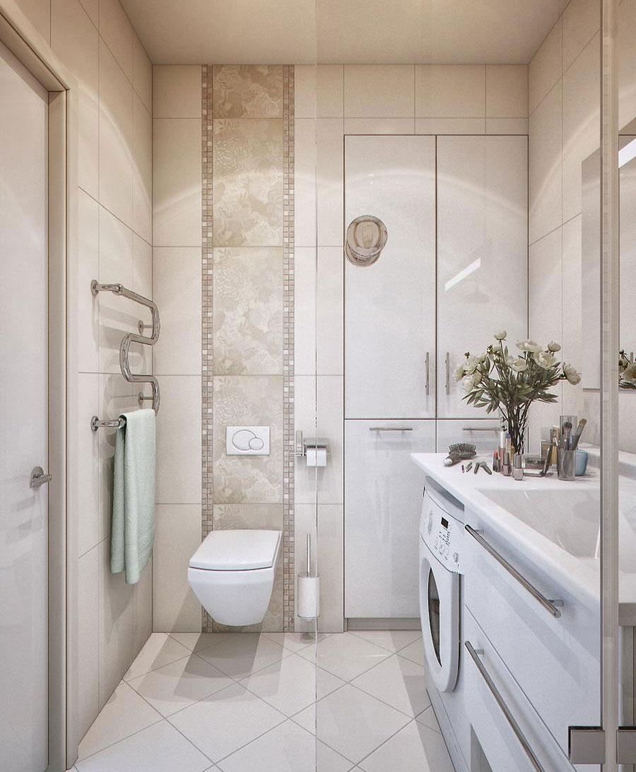картинка маленькой ванны в квартире