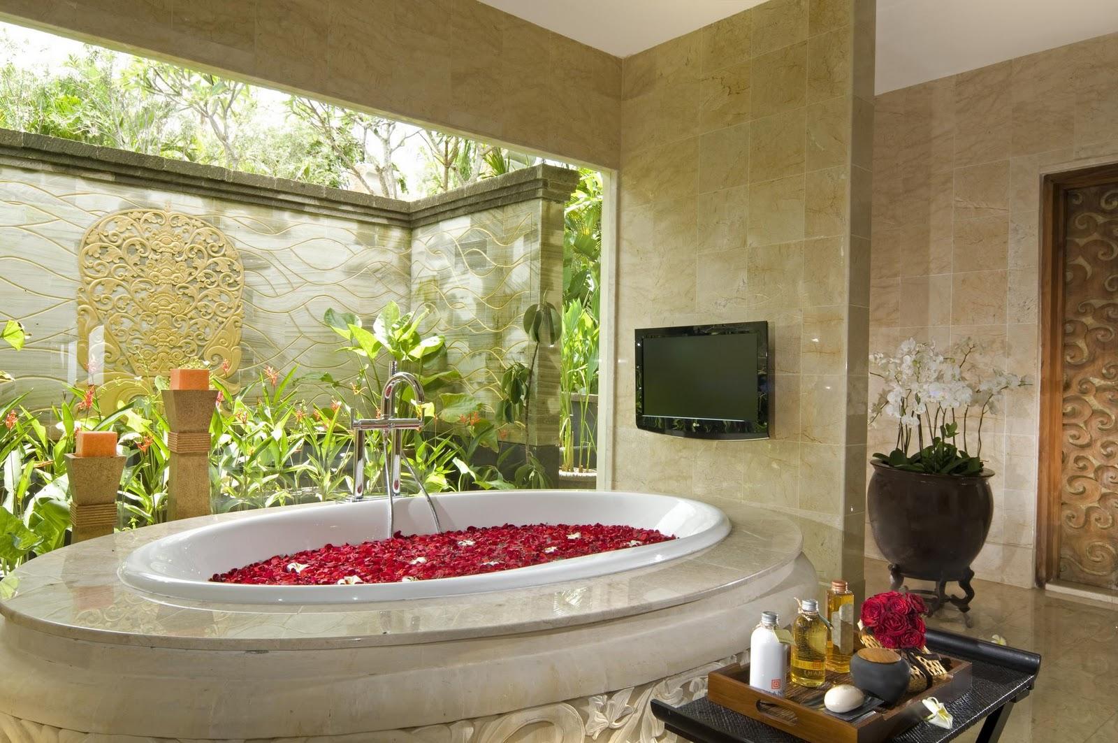 концепция ванной в квартире в темном цвете