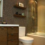 пример интерьера хрущевской ванной комнаты