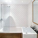 пример интерьера компактной ванной