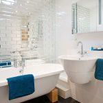фото решение маленькой ванной комнаты