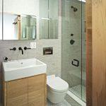 пример интерьера маленькой ванной