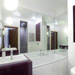 дизайн маленькой ванны в доме фото