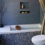 дизайн маленькой ванны в квартире фото