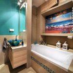 дизайн маленькой ванной в хрущевке картинка