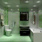 правильно подобранный свет в ванной создает уют