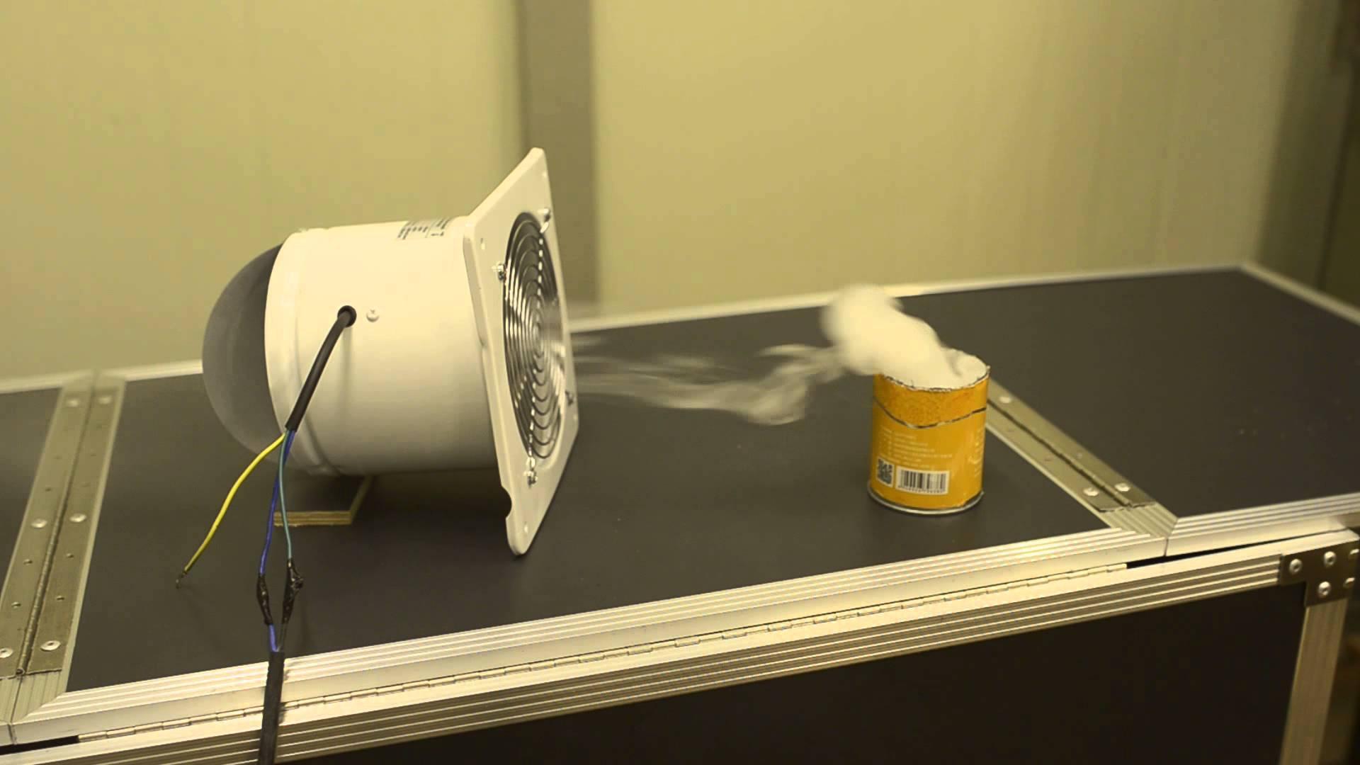 круглый вытяжной вентилятор для ванны