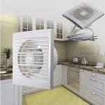 прямоугольный вентилятор вытяжки для ванны конструкции
