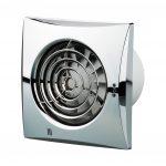 овальный вентилятор вытяжки у ванную комнату конструкции