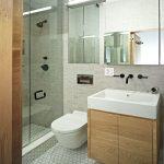 маленькая кабинка в ванной комнате дизайн