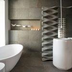 минимализм в дизайне для ванной