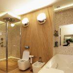 правильный свет в ванной