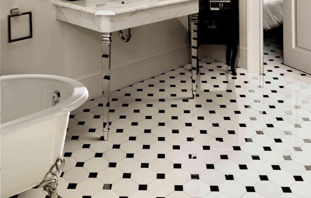 напольная плитка для ванной комнаты