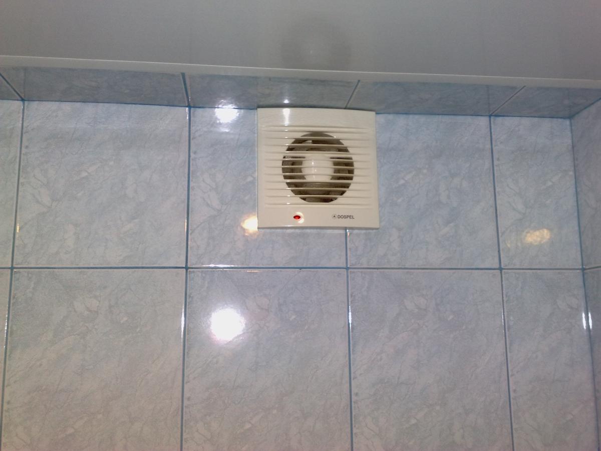 напольный вентилятор вытяжной для ванны