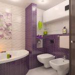 интерьер ванной в квартире фото