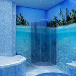 ванна, как на море