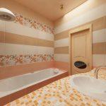дизайн ванной в темном цвете фото