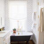 пример интерьера компактной ванной комнаты