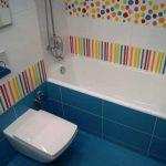 интерьер маленькой ванны в квартире картинка