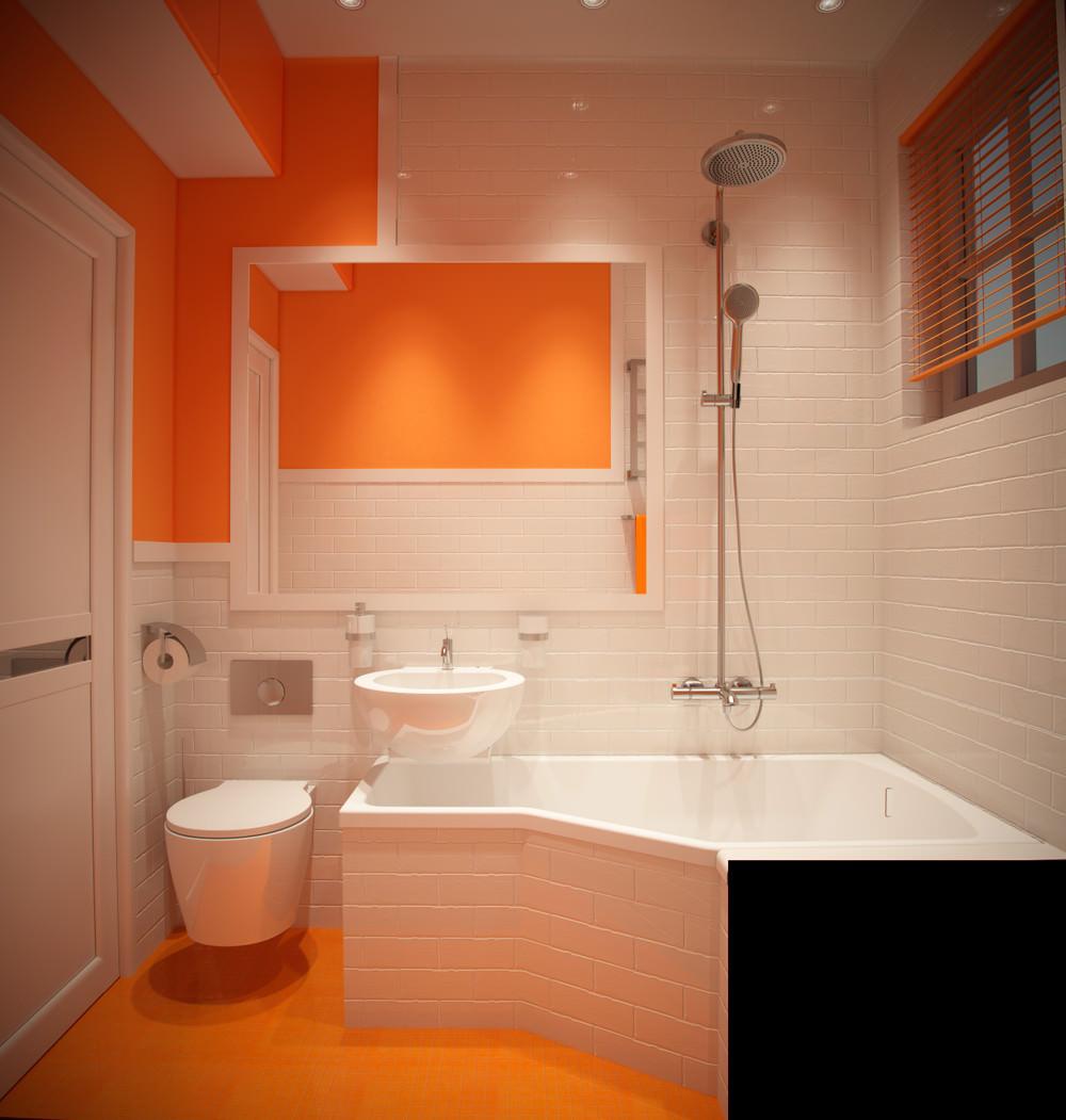 картинка маленькой ванной в квартире