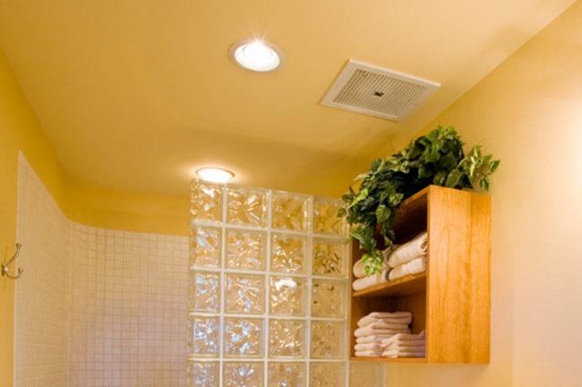 пример вытяжной вентиляции в туалете