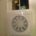 овальный вентилятор вытяжки для ванной комнаты примеры