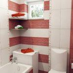 ванная комната 6 метров