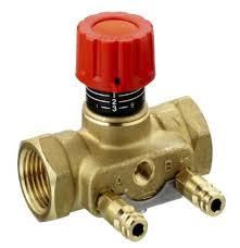 Клапан ручной запорно-измерительный ASV-BD Py 20